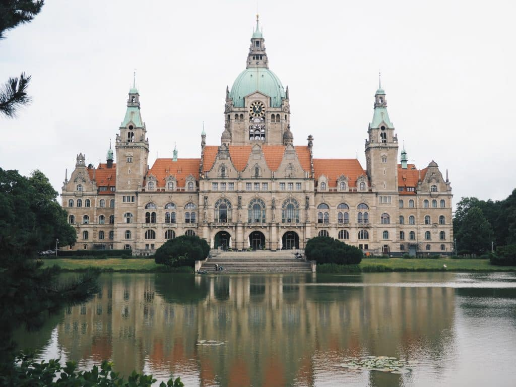 Hannover Schloss - Outplacement Consultings
