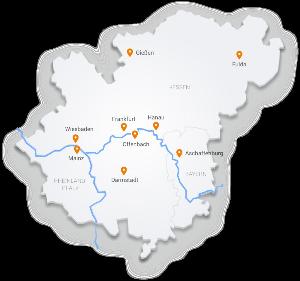 Outplacement-Beratung in Frankfurt und im Rhein-Main-Gebiet