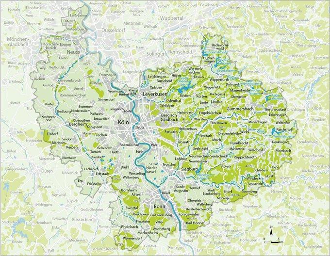 Die Region Köln Bonn, Outplacement-Beratung